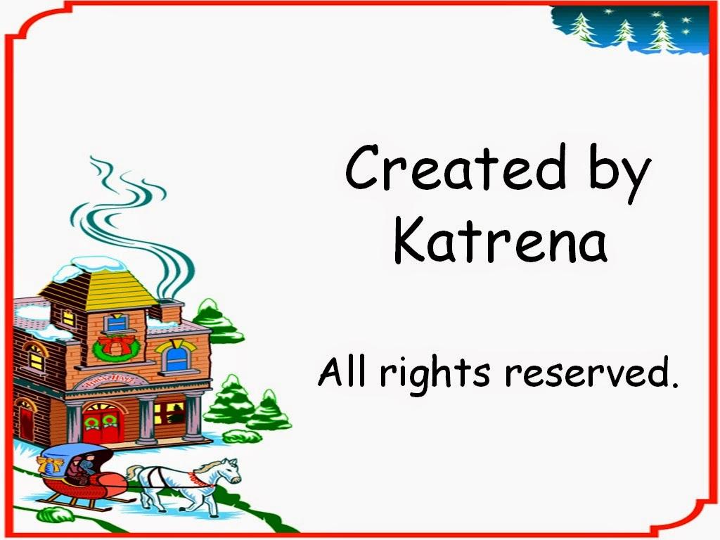 Student Survive 2 Thrive: Katrena\'s Name That Christmas Carol Game