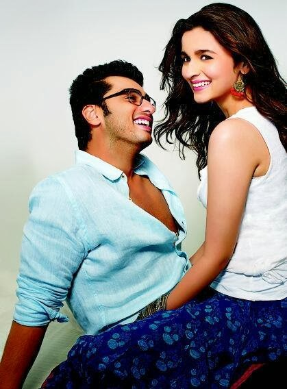 Alia Bhatt & Arjun kapoor - 2 States - Pictures | Images | Wallpapers
