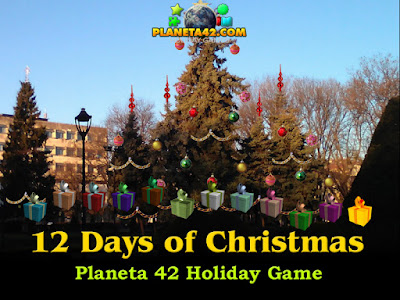 Twelve Days of Christmas - Holiday Game