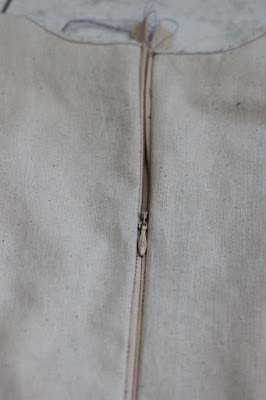 Invisible zipper mistakes