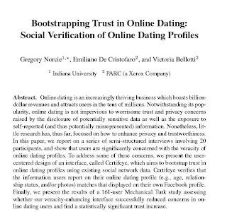 Online hookup verification