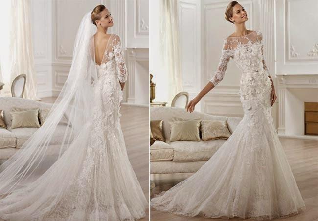 dewis gared: vestidos de boda
