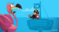 "Club Penguin ""Meet Rockhopper"" Animated Short Video"