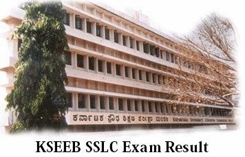 KSEEB SSLC Exam Result