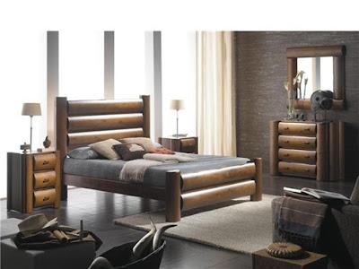 dormitorios de bambú