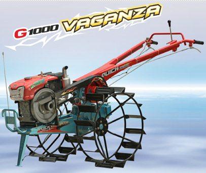 Traktor Tangan Quick G 1000 Vaganza