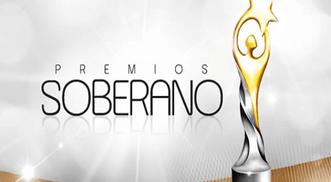 Premios Soberano 2020
