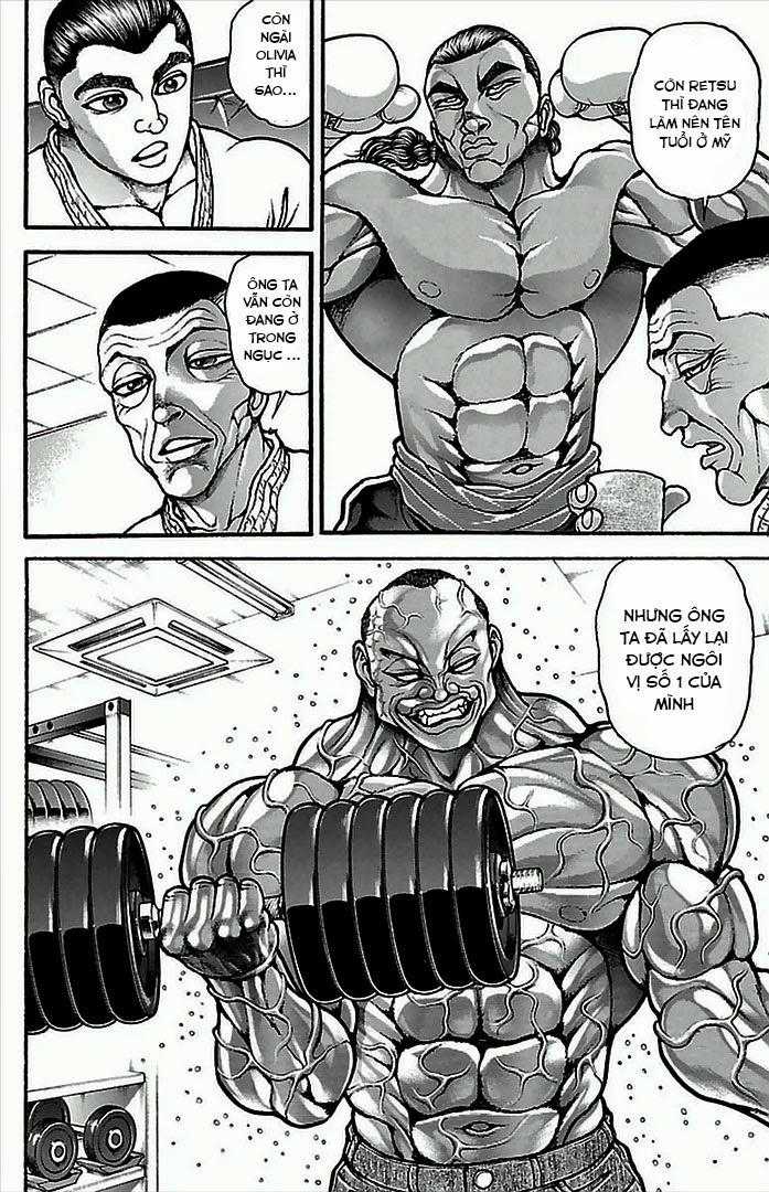 Baki Dou chap 6 Trang 18