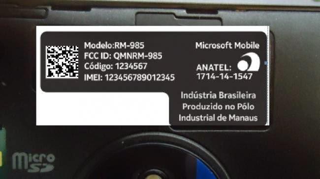 Nokia Lumia 830 (RM-985), se filtran imagenes del primer ...