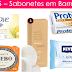 Top 5: Sabonetes em Barra
