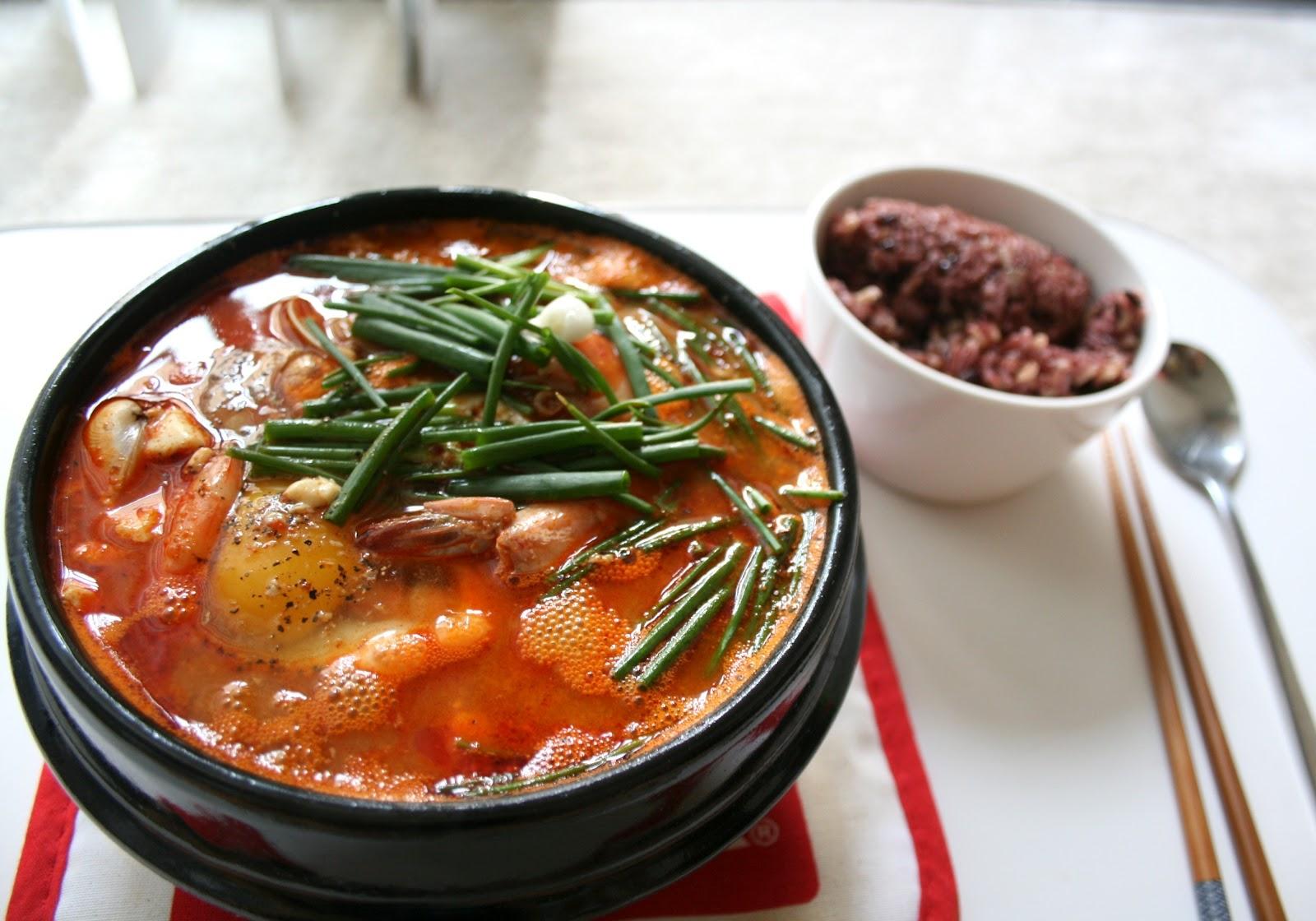 flowers haemul soon dubu seafood soft tofu makes 2 servings