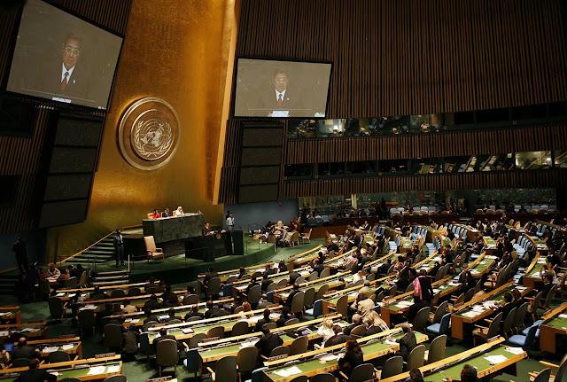 Amerika jamin tidak akan sadap komunikasi PBB