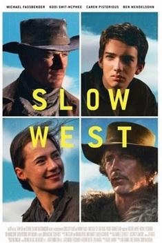 Slow West – Legendado