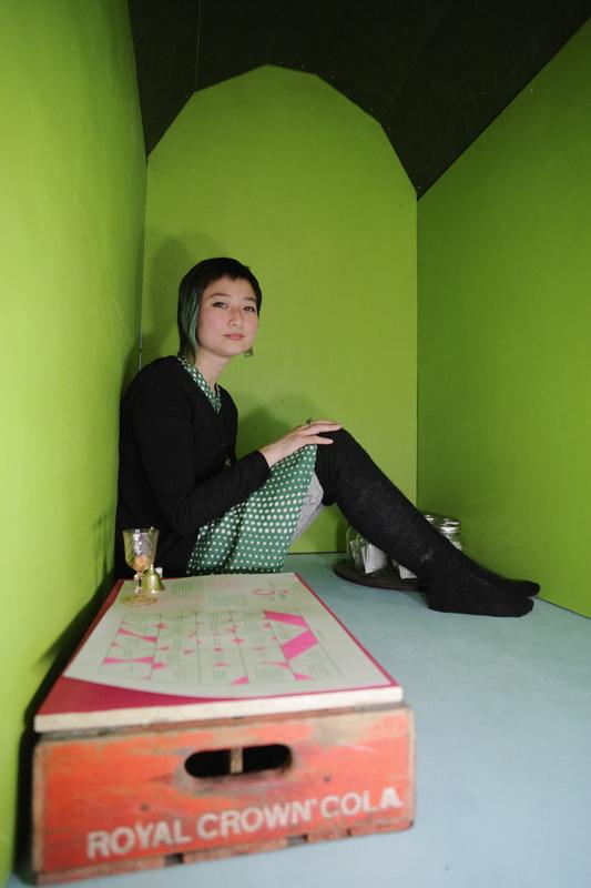 Dao Nguyen in ACRE @ Defibrillator Gallery