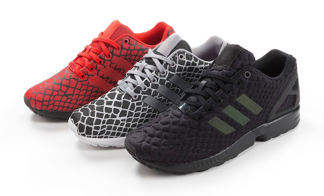 FOOT LOCKER WEEK OF GREATNESS - ADIDAS 3D REFLECTIVE PACK