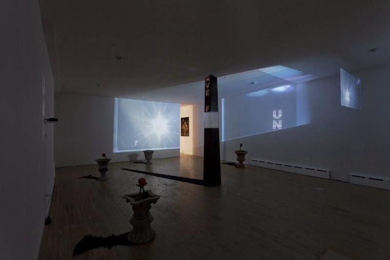 Manuel Gnam at Real Fine Arts