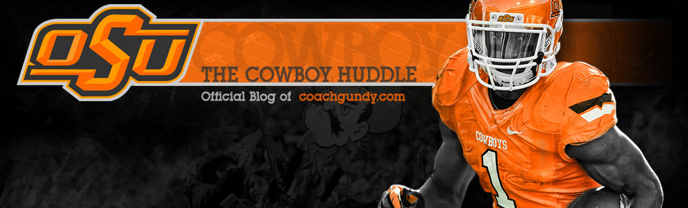 The Cowboy Huddle