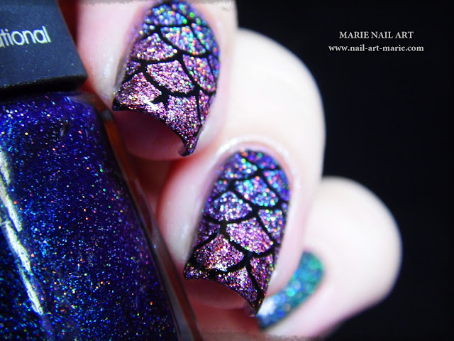 NaiL Art Sirène - Nail Vinyls3