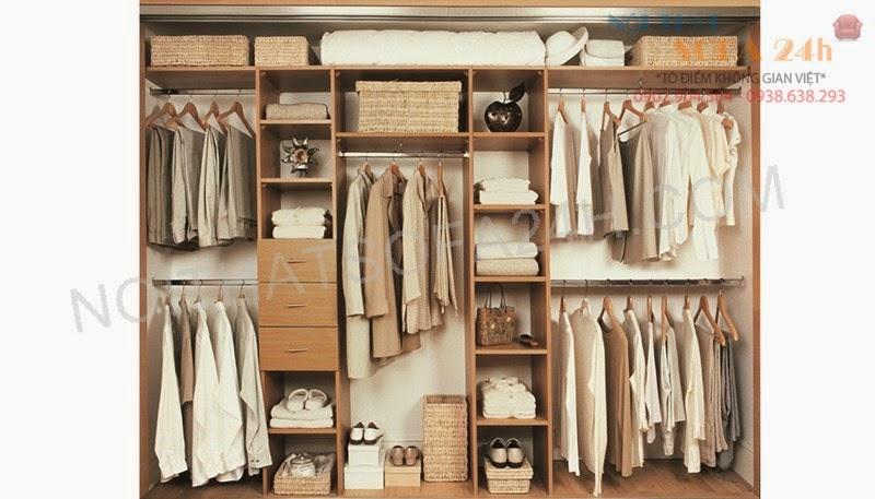 Tủ áo TA078