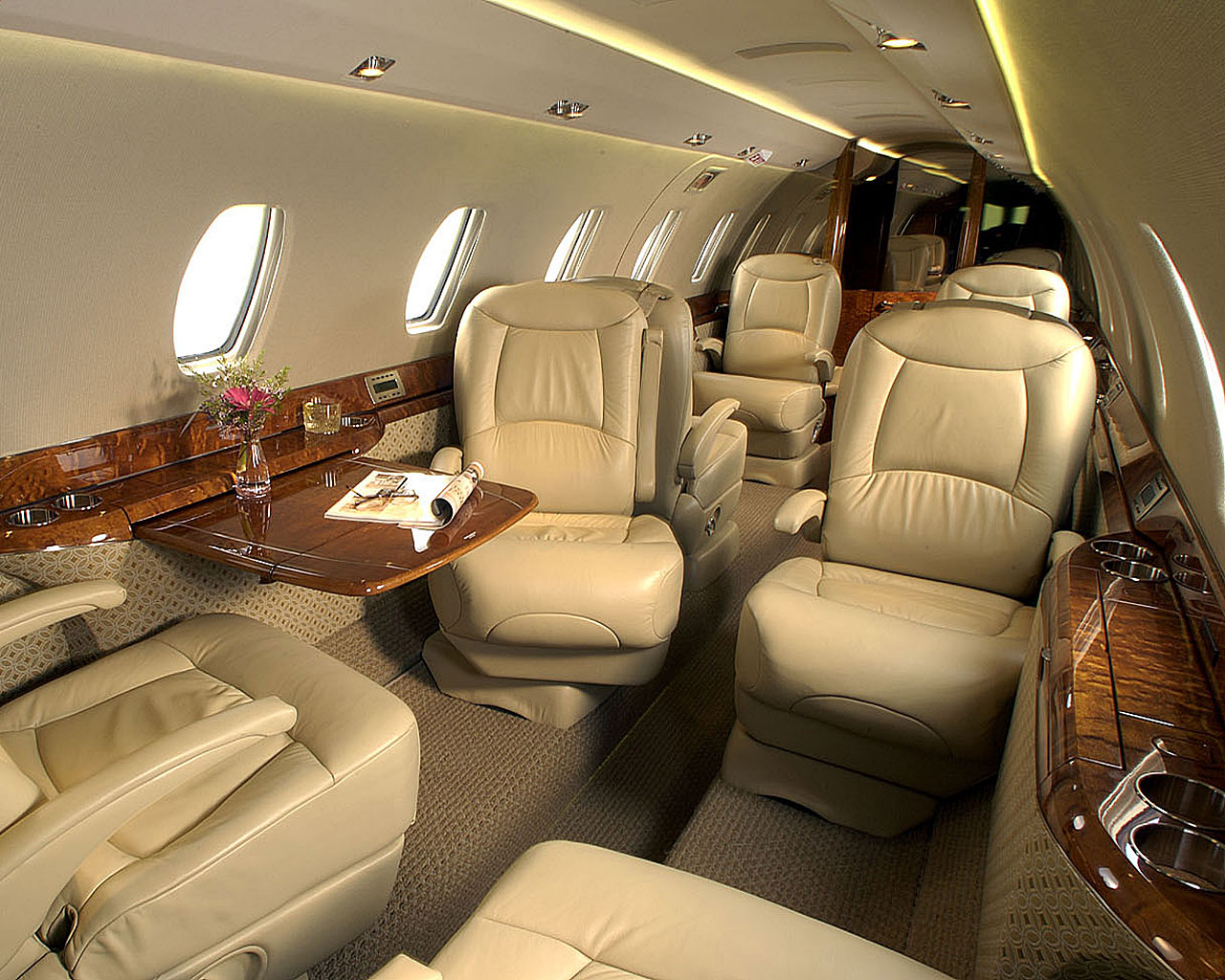 Luxury Jets for Private Jet Travel - Private Luxury Jets ...