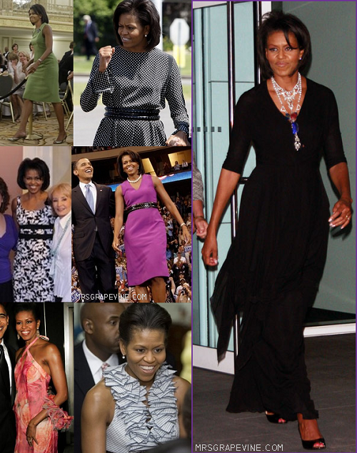 Style Watch:michelle Obama