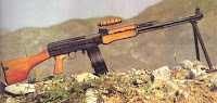Type 81 squad light machine gun LMG