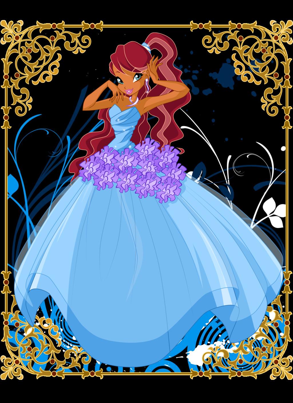 Just Winx Winx Club Flower Princesses