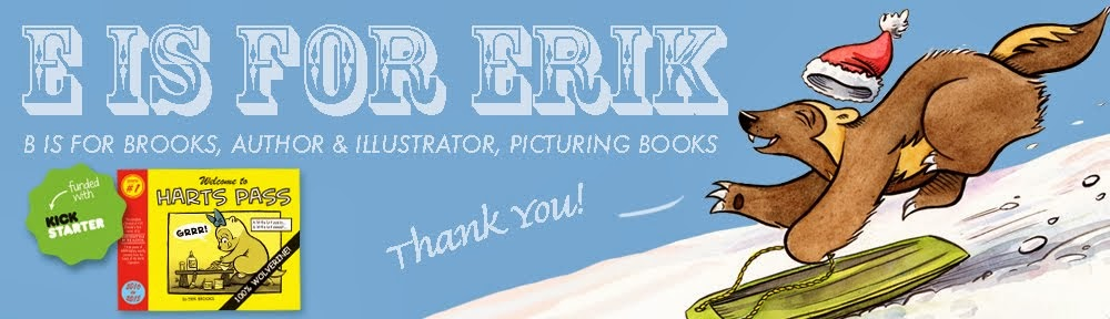 E is for Erik