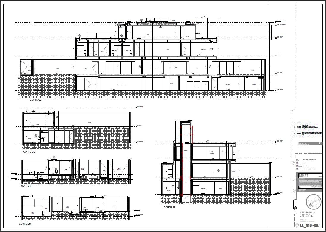 projeto executivo em revit arq flávia maritan projetos complementares #792424 1096 780