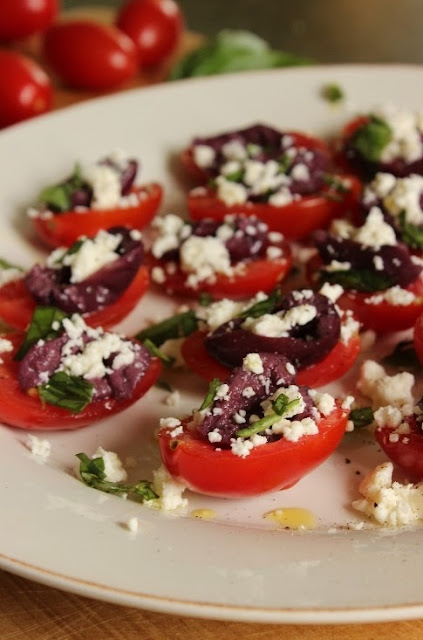 Easy appetizer or salad