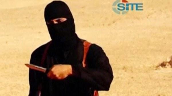 "Eksekutor ISIS asal Inggris dilabeli ""jihadi John"" oleh media"