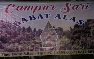 CAMPUR SARI BABAT ALAS