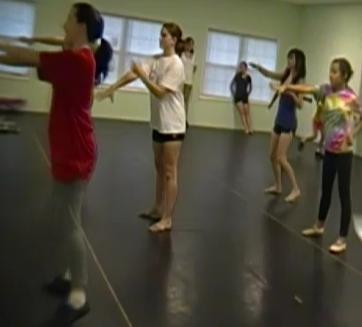 beginner contemporary dance classes charlotte