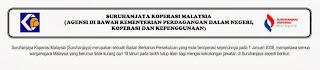 Iklan Jawatan Kosong Suruhanjaya Koperasi Malaysia