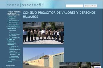 Visita la Pagina de el Consejo SecTec51