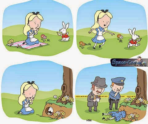 funny comics Alice pics