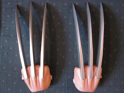 Wolverine Claws