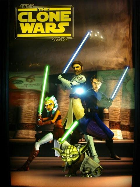 Chiến Tranh Giữa Các Vì Sao - Season 1 (thuyết minh) - Star Wars: The Clone Wars