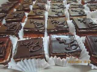 ALA OPERA  SLICE CAKE