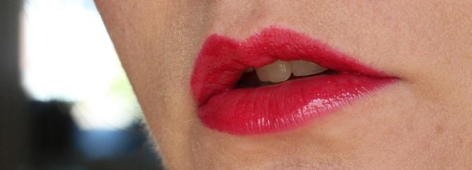 Michael Kors lipstick and lip gloss
