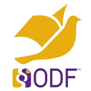 OpenDocument(オープンドキュメント)ロゴイメージ