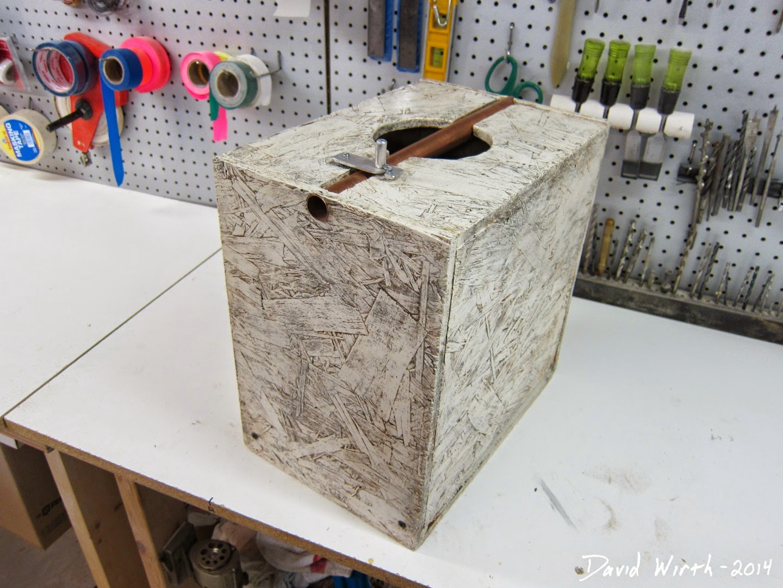 nail gun case, easy access, design, wood, build, plans