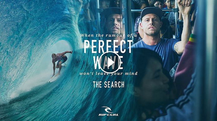 Perfect Wave The Search by Rip Curl