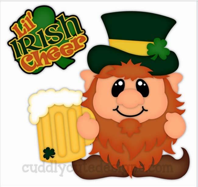Lil' Irish Cheer Pattern Photo