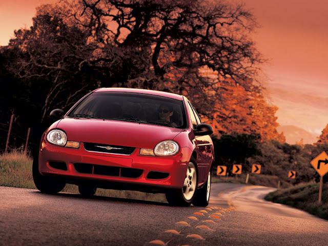 クライスラー・ネオン | Chrysler Neon '95-05