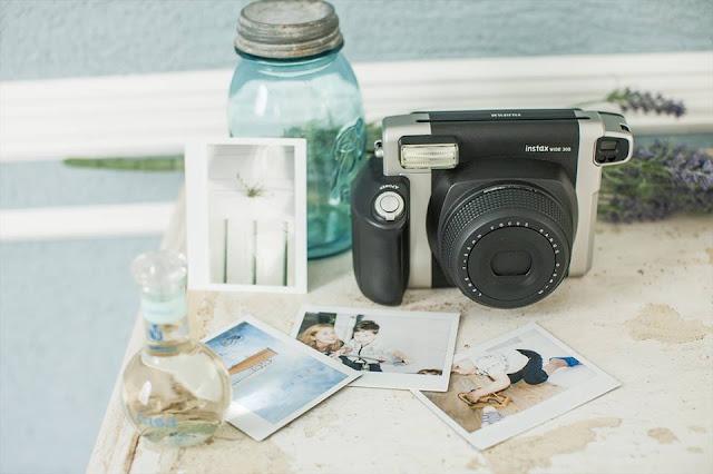 instax wide 300 instax mini 8 polaroid sorteo blog de bodas retales de bodas