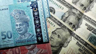Ringgit dijangka cecah RM4.50 berbanding AS$ minggu depan