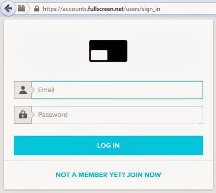Accounts Fullscreen Users Signin