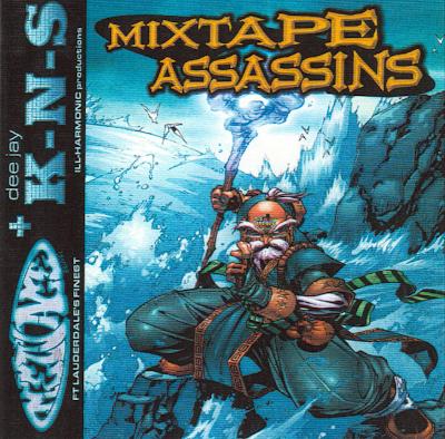 DJ Menace & Deejay KNS - Mixtape Assassins