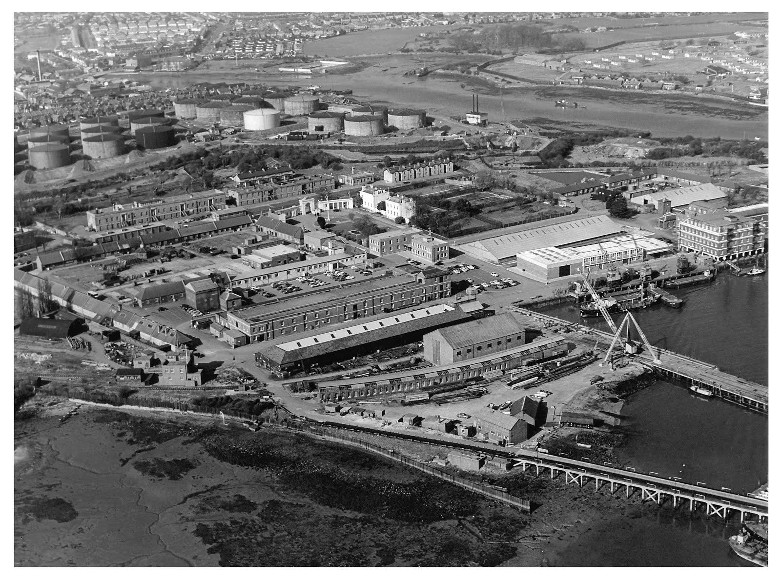 Royal Clarence Yard